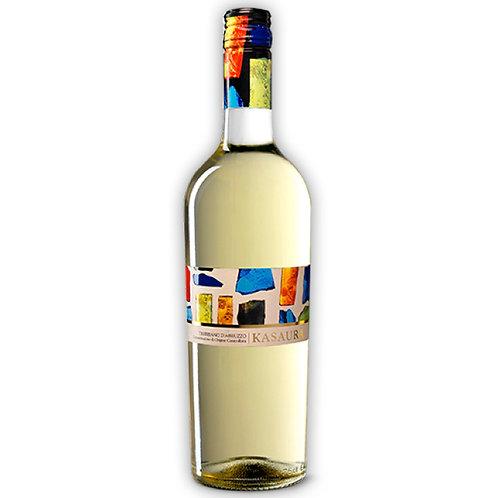 Vino Blanco Kasaura Trebbiano 750 Ml