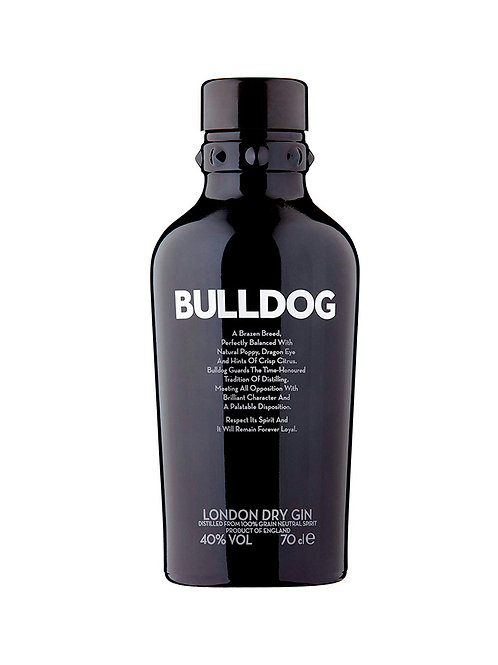Ginebra Bulldog 750 Ml