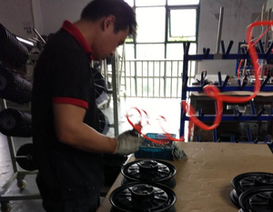hub motor from china- quality inspection