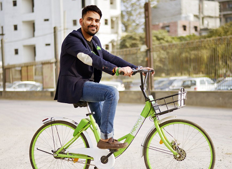 Mobycy's cofounder Akash Gupta shares his views on their latest funding & shared mobility services