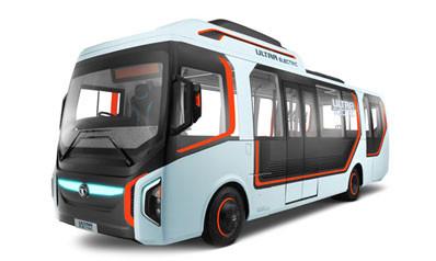 Tata Electric Bus- Aurora Ventures