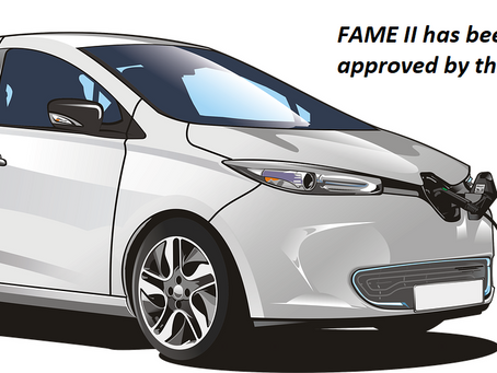 India's $1.4 bn Electric Vehicle dream (FAME II) is born!