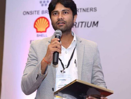 Interview with Mr. Chandan Mundhra (Chairman, Savë Electric) regarding Indian EV industry & FAME II
