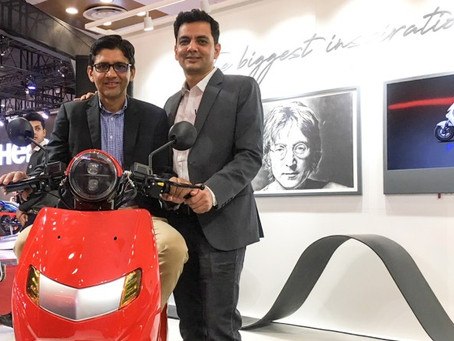 Read Vijay Chandrawat's (Co-founder, 22Motors) views on the Electric Vehicle industry in India