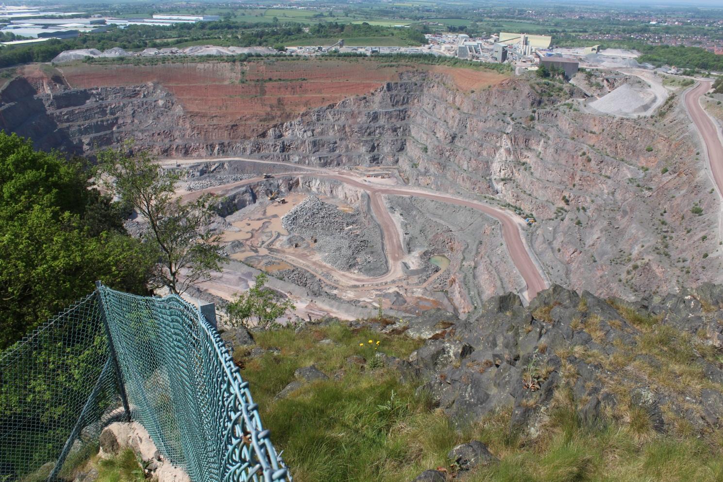 Bardon Hill Quarry