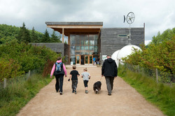 Dalby Forest Visitor Center