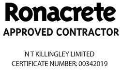 Ronacrete Approved Contractor