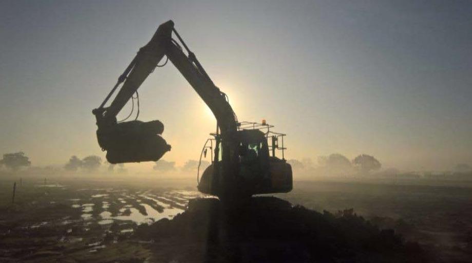Killingley Excavator