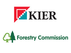 Forestry Commision / Kier