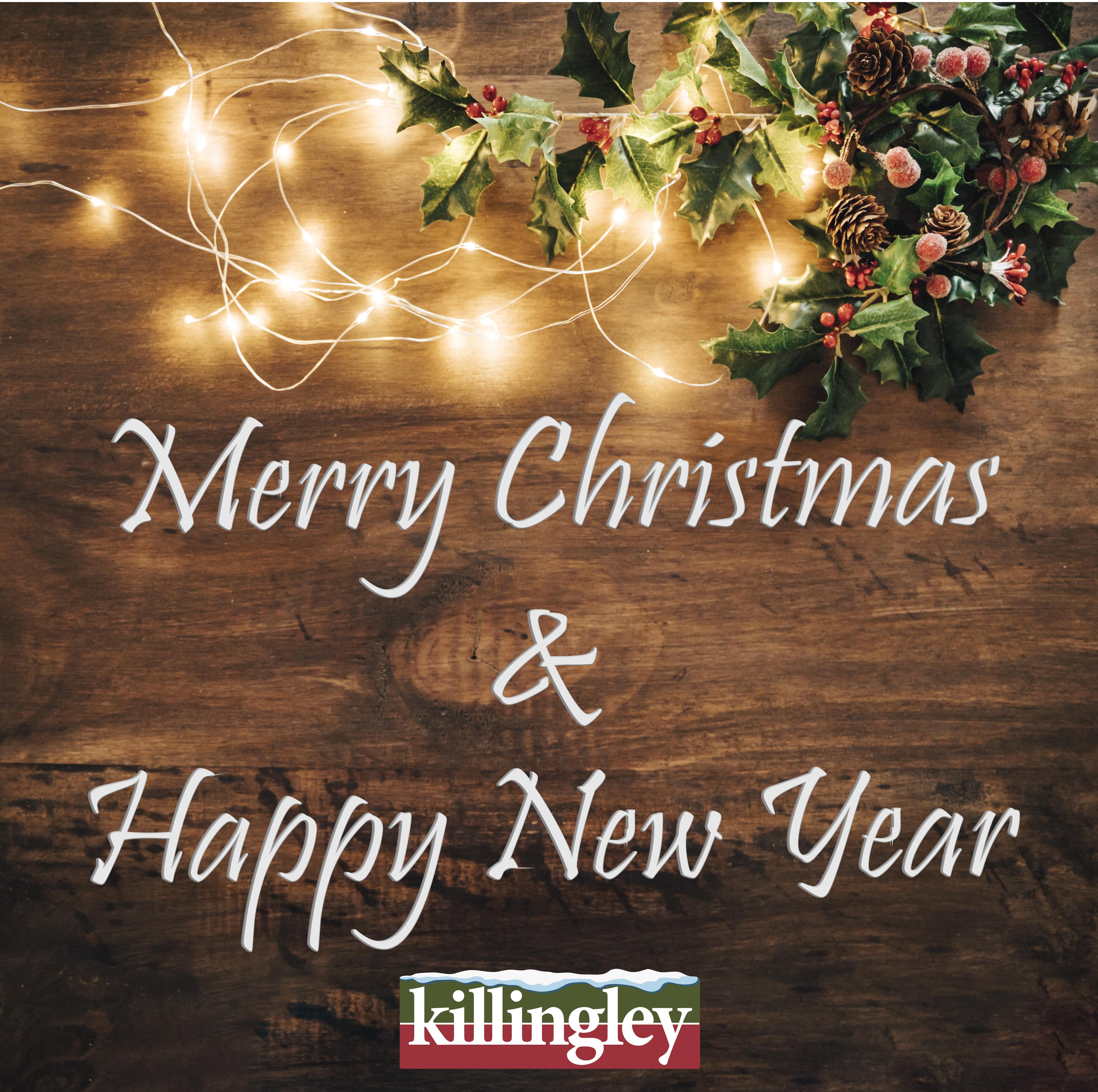 Merry Christmas from Killingley