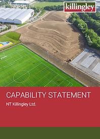 NT Killingley Capability Statement