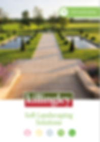 NT Killingley Soft Landscaping Solutions Brochure
