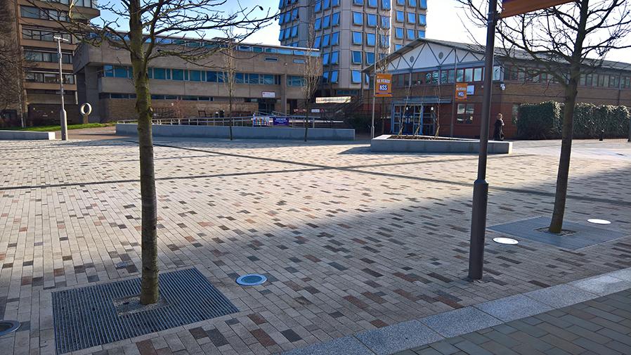 Fielding Johnson Square