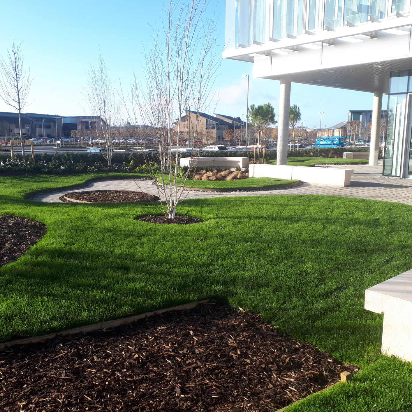 Project Greengrass