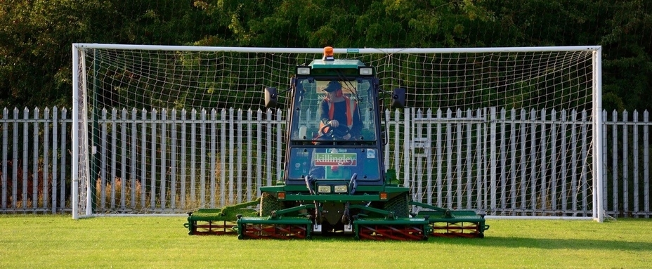 Sports Pitch Mowing