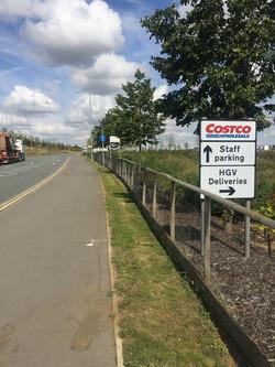 Costco Distribution Centre