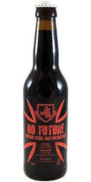 Bière No Future de la St CRu