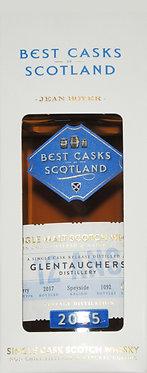 Whisky Glentauchers 2005/2017 Single cask.