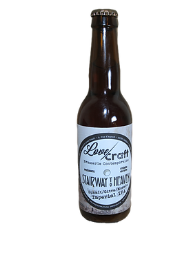 Bière Stairway to Heaven Love Craft