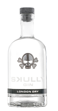 Skully Gin London Dry 70 cl  41.8 %