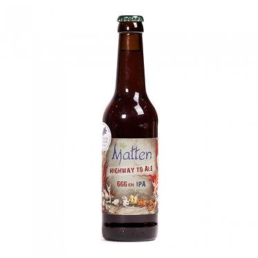 Bière Higway to Ale de la Matten.