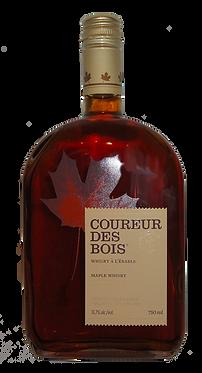 WHISKY À L'ÉRABLE - COUREUR DES BOIS -