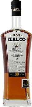 Rum Izalco 10 ans d'ages.