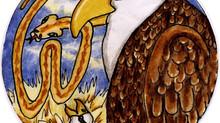 JLM - Eagle with Snake