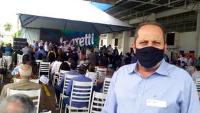"""""""Programa de produção integrada de Alimentos e Ampliação da Linhas de Produção da Salsaretti"""""""