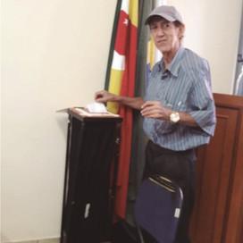 Votação tranquila elegeu Enilson Roberto