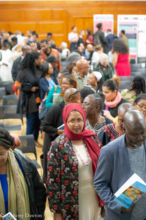 Brixton launch of Pan-Africanism: A History,  August 2018