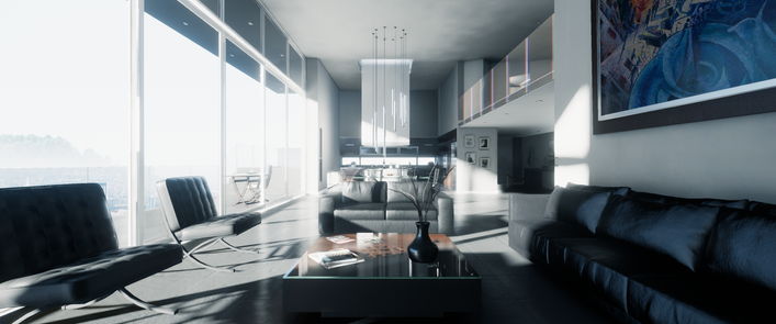 Johanna's apartment