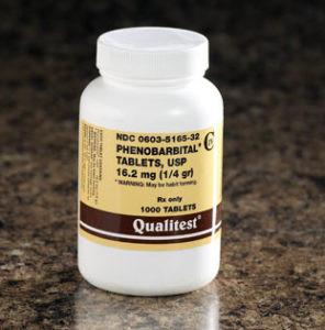 Phenobarbital Overdose