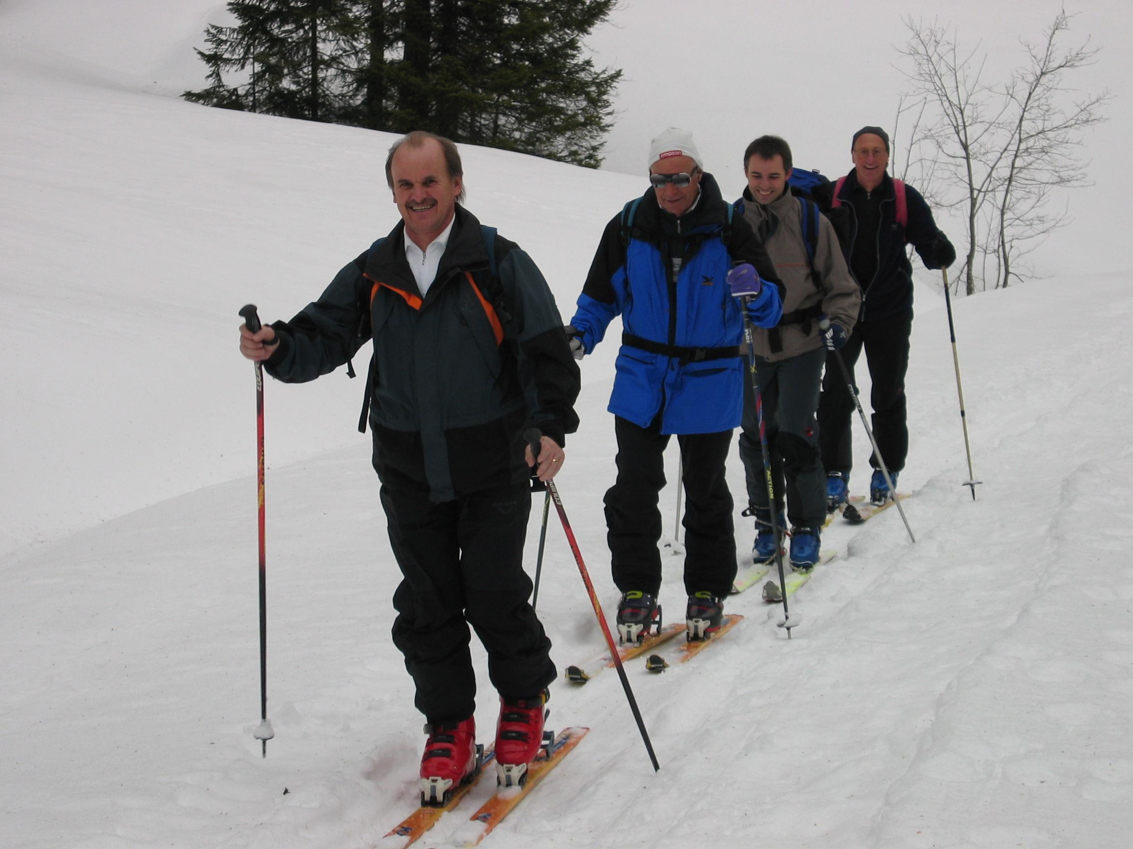 2004 | Skitour Hochstuckli