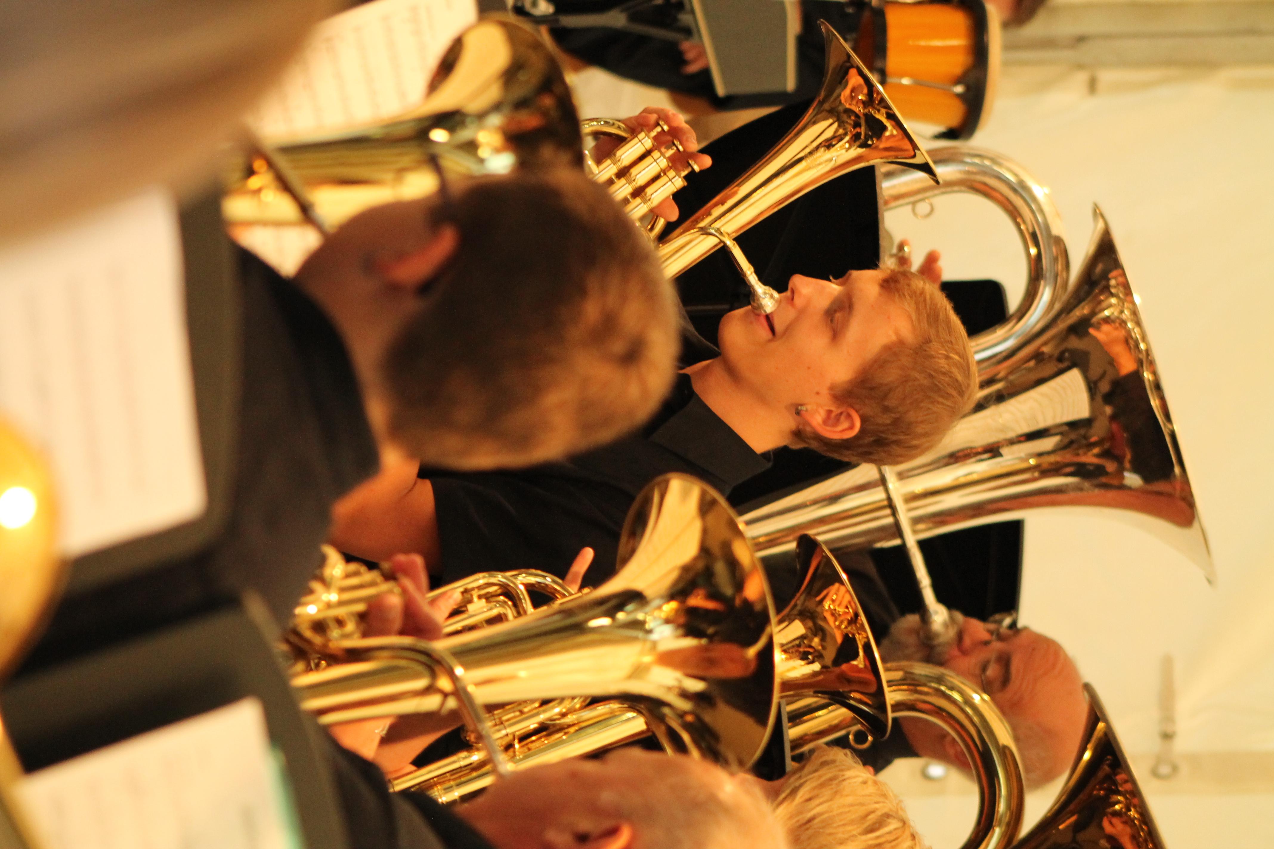 2015 | BrassBsuech bei Muota Garage