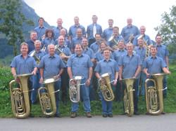 2005 | BrassBsuech bei Annen-Schibig