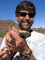 PHOTO Dan Beck w Gila Monster  .jpg
