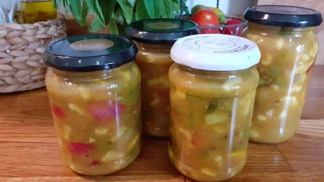 Homemade Piccalilli Recipe