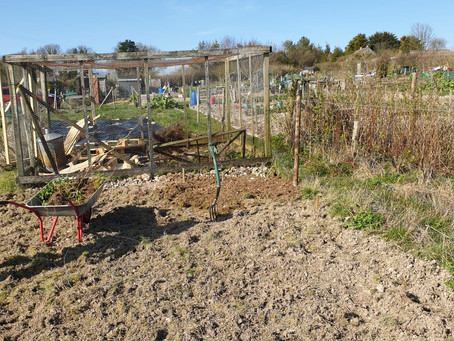 January and February Allotment Jobs