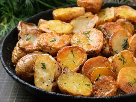 Christmas Ready Super Crispy Roast Potatoes Recipe