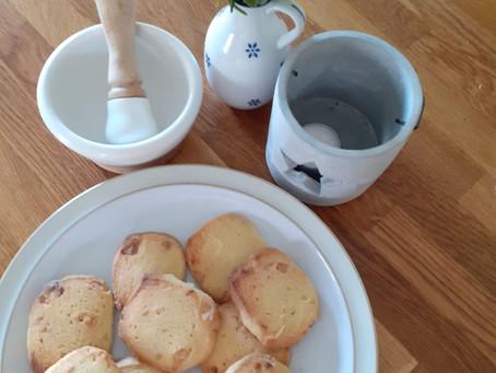 Fridge and Freezer Cookies