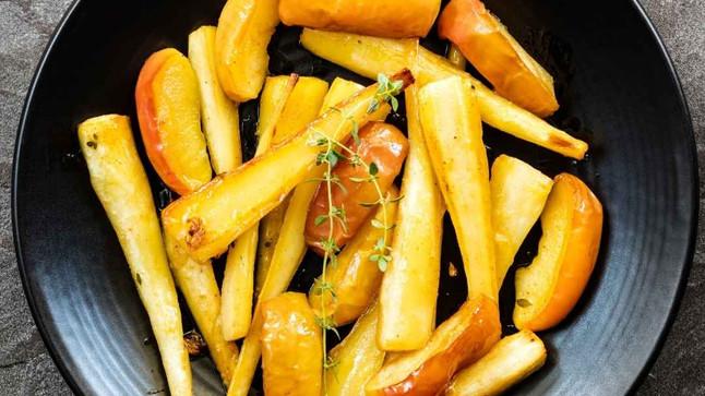Roast Parsnips Recipe
