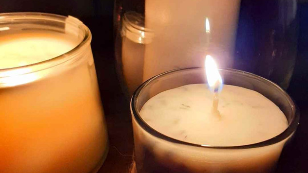 How to Make Homemade Jar Candles