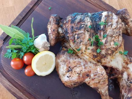 Piri Piri Spatchcock Chicken Recipe
