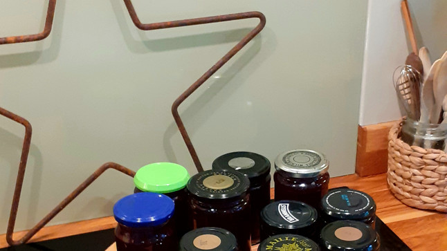 Dorset Raspberry Jam Recipe