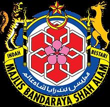Logo Majlis Bandaraya Shah Alam (MBSA).p