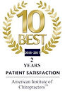 Ten-best-chiropractors-patient-satisfact