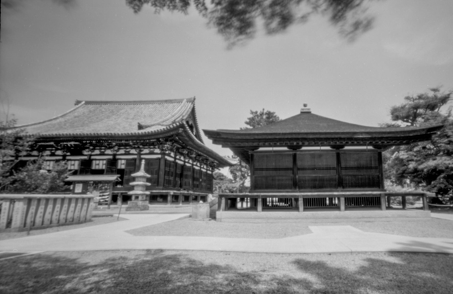 加古川の東岸の鶴林寺
