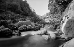 大瀧神社の大蛇ヶ淵