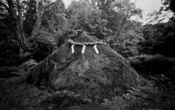 山添村 神野山の磐座、竜王岩